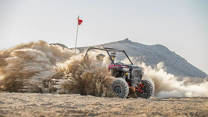 2017 Polaris RZR XP® Turbo EPS in Hanover, Pennsylvania