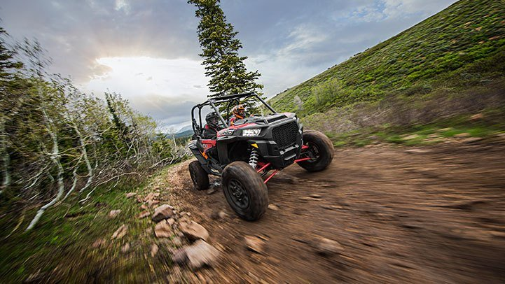 2017 Polaris RZR XP® Turbo EPS in Brighton, Michigan