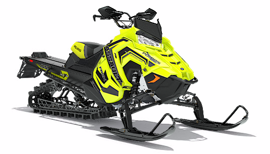 2018 Polaris 800 RMK Assault 155 SnowCheck Select in Delano, Minnesota