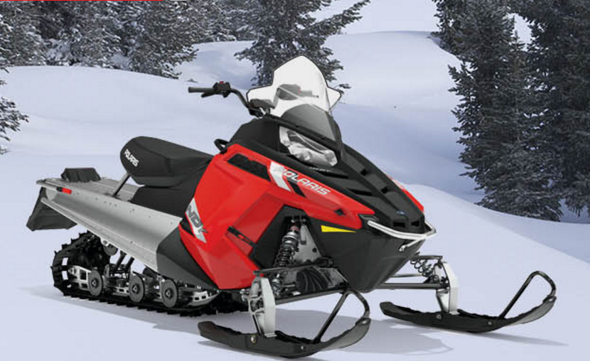 2018 Polaris 550 INDY 144 ES in Delano, Minnesota