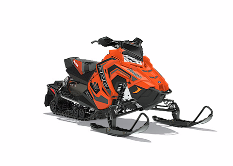 2018 Polaris 600 RUSH PRO-S SnowCheck Select 1.25 in Delano, Minnesota