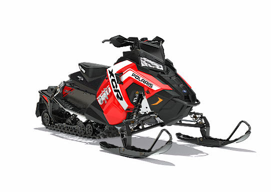 2018 Polaris 600 Switchback XCR in Delano, Minnesota
