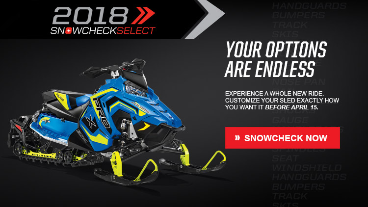 2018 Polaris 800 Switchback PRO-X SnowCheck Select in Delano, Minnesota
