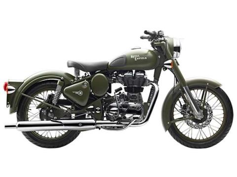 2015 Royal Enfield Classic Battle Green in Lomita, California