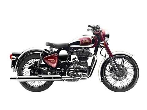 2016 Royal Enfield Classic Chrome in Oakland, California