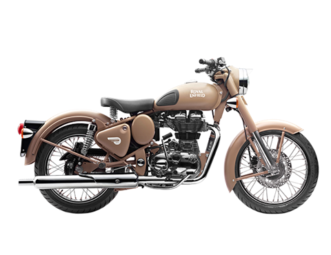2017 Royal Enfield Classic Desert Storm in Oakland, California