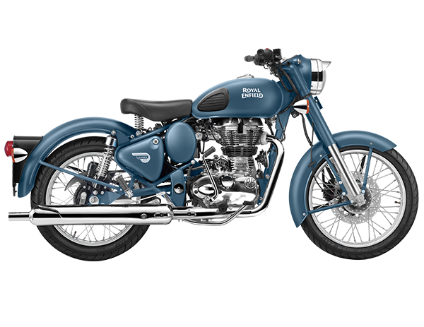 2017 Royal Enfield Classic Squadron Blue in Tarentum, Pennsylvania