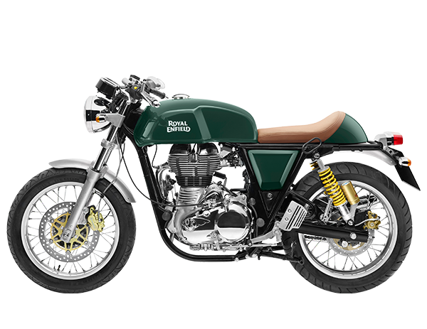 2017 Royal Enfield Continental GT in Oakland, California