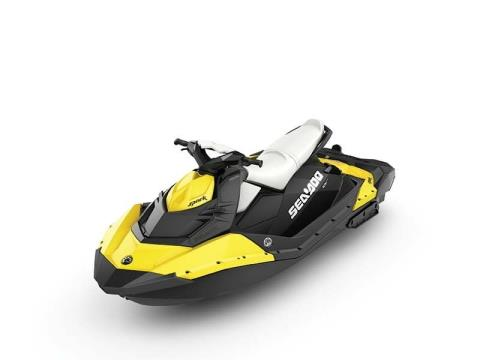 2014 Sea-Doo Spark™ 3up 900 H.O. ACE™ iBR Convenience Package in Woodinville, Washington