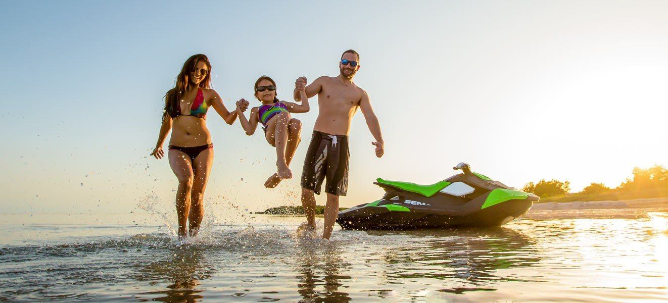 2016 Sea-Doo Spark™ 2up 900 H.O. ACE™ w/ iBR & Convenience Package Plus in Las Vegas, Nevada