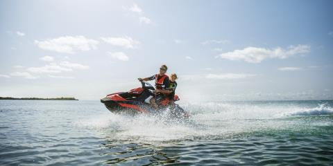 2016 Sea-Doo Spark™ 3up 900 H.O. ACE™ w/ iBR & Convenience Package Plus in Las Vegas, Nevada