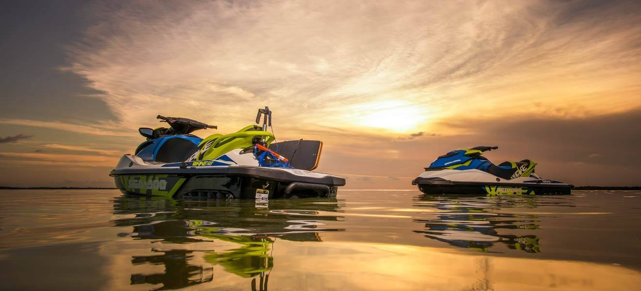 2016 Sea-Doo WAKE™ 155 in Brighton, Michigan