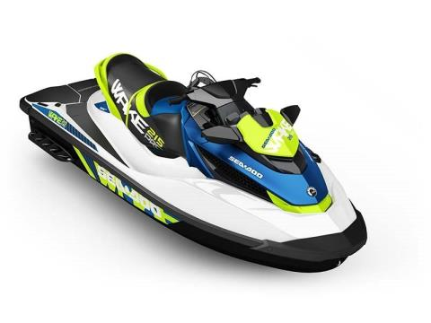 2016 Sea-Doo WAKE™ Pro 215 in Mount Pleasant, Texas