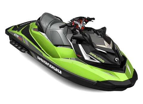 2017 Sea-Doo GTR™-X® 230 in Findlay, Ohio