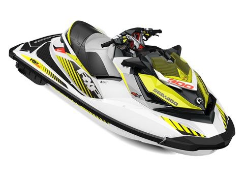 2017 Sea-Doo RXP®-X® 300 in Findlay, Ohio