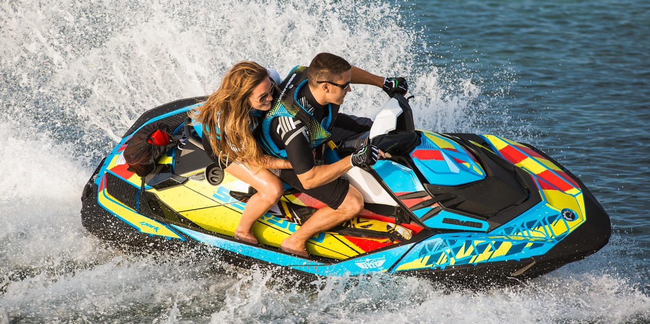 2017 Sea-Doo SPARK™ 2up 900 H.O. ACE™ in Clearwater, Florida
