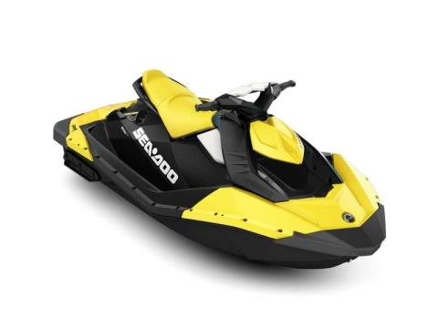 2017 Sea-Doo SPARK™ 2up 900 H.O. ACE™ iBR in Rice Lake, Wisconsin