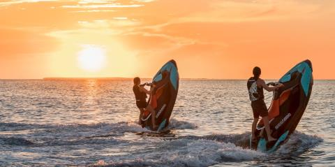 2017 Sea-Doo Spark™ Trixx™ in Clearwater, Florida