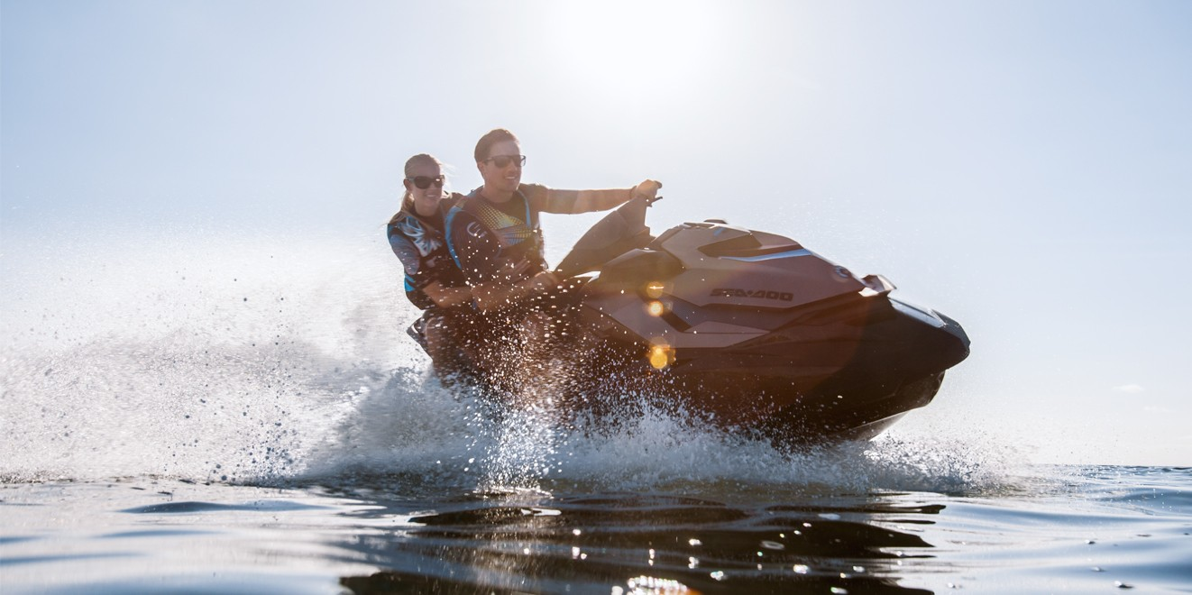 2017 Sea-Doo GTI™ Limited 155 in Pendleton, New York