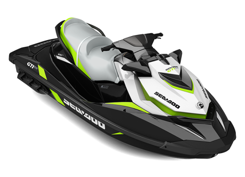 2017 Sea-Doo GTI™ SE 155 in Mount Pleasant, Texas
