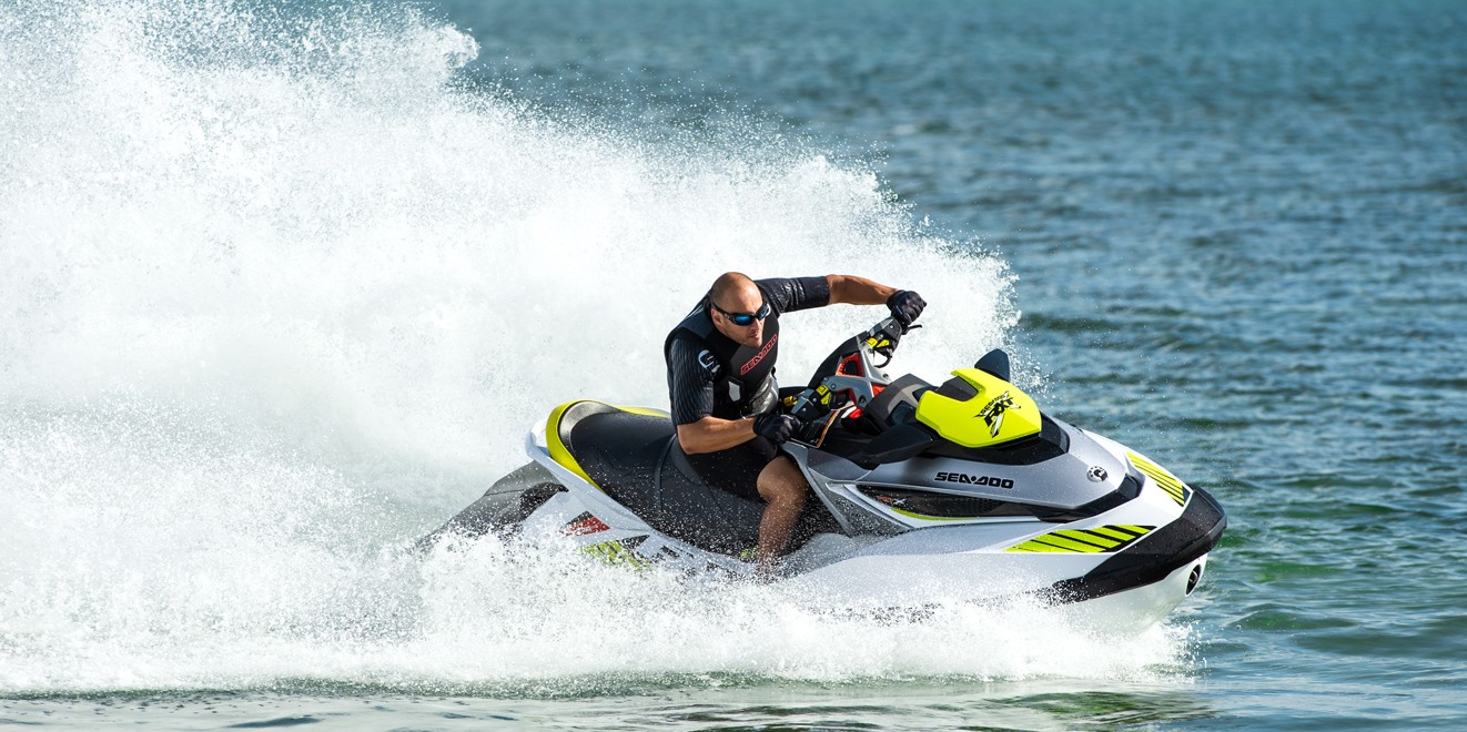 2017 Sea-Doo RXT®-X® 300 in Clearwater, Florida