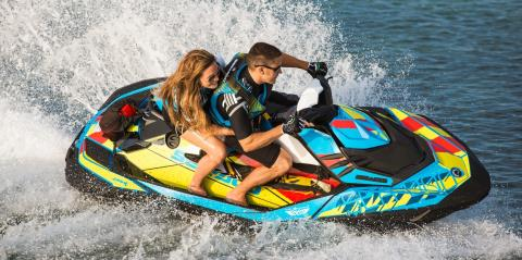 2017 Sea-Doo SPARK™ 3up 900 H.O. ACE™ in Clearwater, Florida