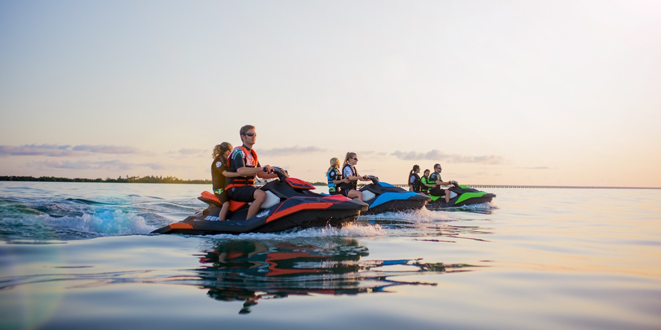 2017 Sea-Doo SPARK™ 3up 900 H.O. ACE™ iBR in Clearwater, Florida