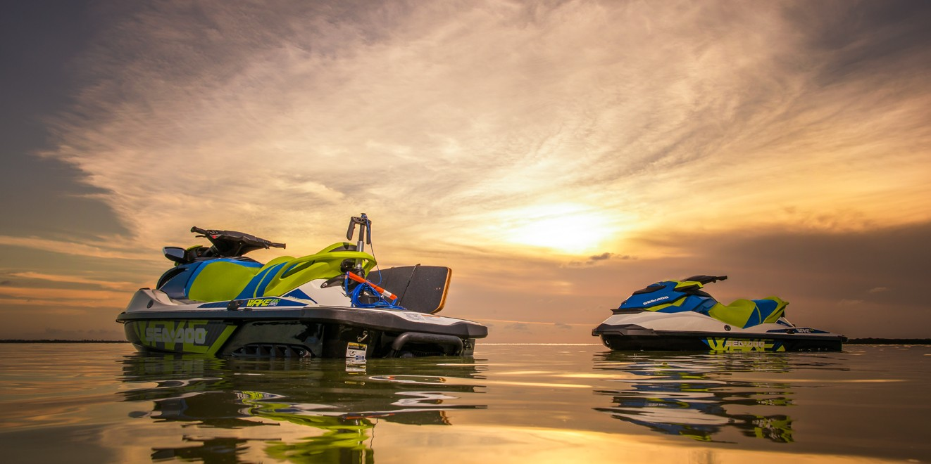 2017 Sea-Doo WAKE™ Pro 230 in Clearwater, Florida