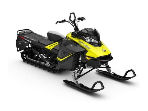 "2017 Ski-Doo Summit® SP 154 850 E-TEC® E.S., PowderMax 2.5"" in Unity, Maine"