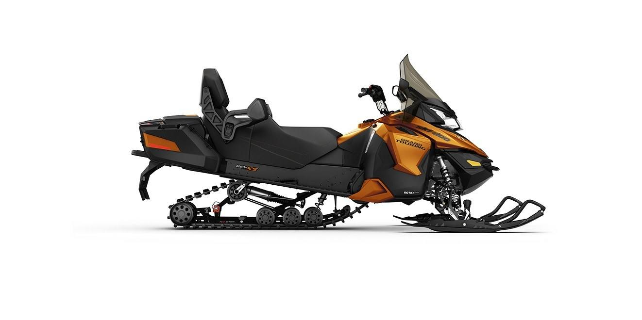 New 2017 Ski Doo Grand Touring Se 900 Ace Snowmobiles In