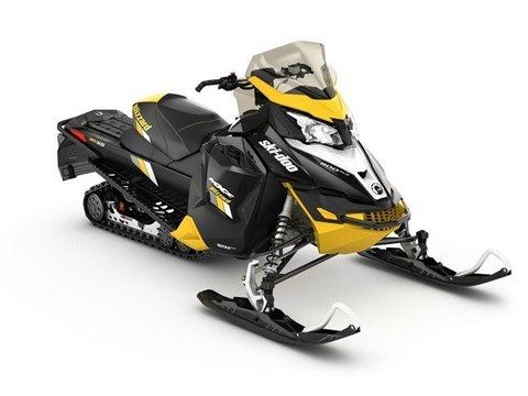2017 Ski-Doo MXZ® Blizzard™ 900 ACE™ in Unity, Maine