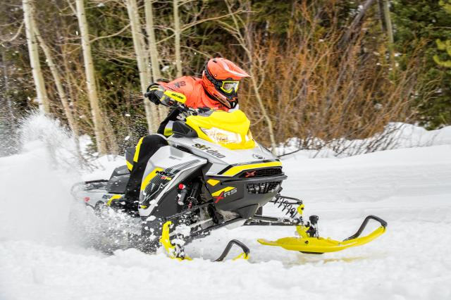 2017 Ski-Doo MXZ® X-RS® 800R E-TEC® Ripsaw in Pendleton, New York