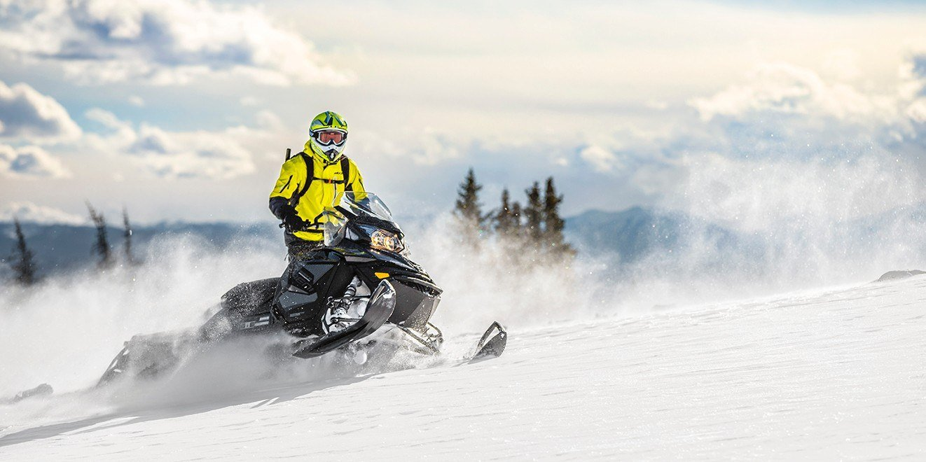 2017 Ski-Doo Renegade® Backcountry™ 600 H.O. E-TEC® E.S. in Pendleton, New York