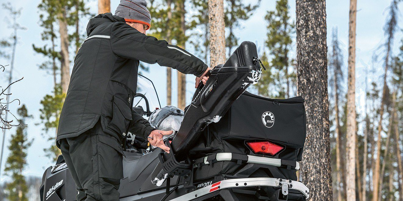 2017 Ski-Doo Expedition® LE 600 H.O. E-TEC® in Pendleton, New York