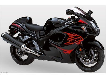 2011 Suzuki Hayabusa in Houston, Texas