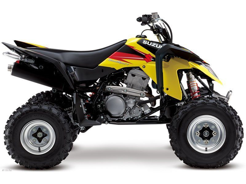 2013 QuadSport Z400