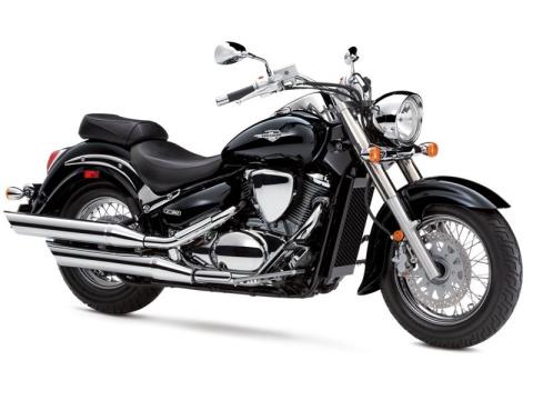 2013 Suzuki Boulevard C50  in Brighton, Michigan