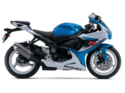2013 Suzuki GSX-R600™ in Hancock, Michigan