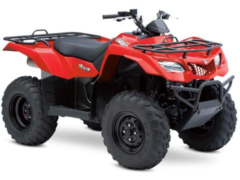 2014 Suzuki KingQuad® 400ASi in Pelham, Alabama