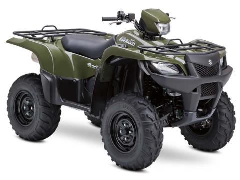 2014 Suzuki KingQuad® 750AXi in Columbia, South Carolina