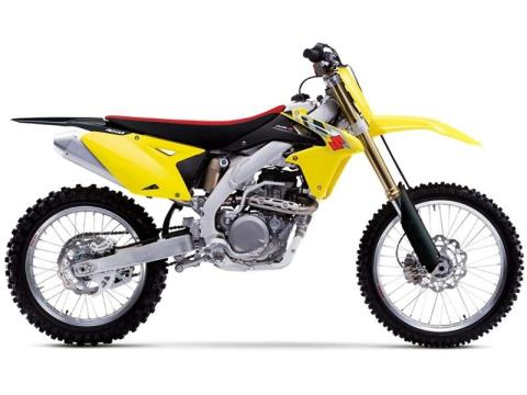 2014 Suzuki RM-Z450 in Baldwin, Michigan