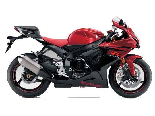 2014 Suzuki GSX-R750 50th Anniversary Edition