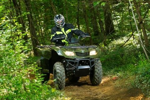 2016 Suzuki KingQuad 400ASi in Brighton, Michigan