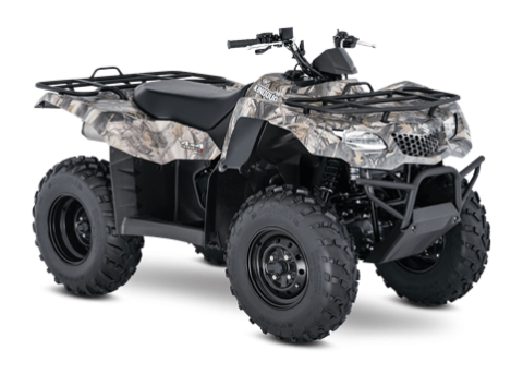 2016 Suzuki KingQuad 400ASi Camo in Romney, West Virginia