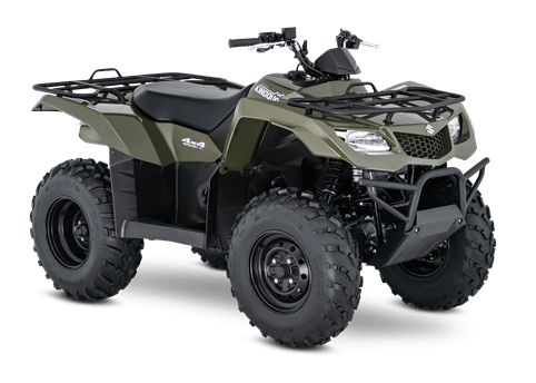 2016 Suzuki KingQuad 400FSi in Brighton, Michigan
