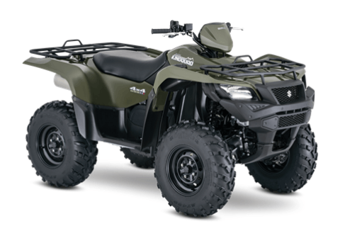 2016 Suzuki KingQuad 500AXi in Cumberland, Maryland
