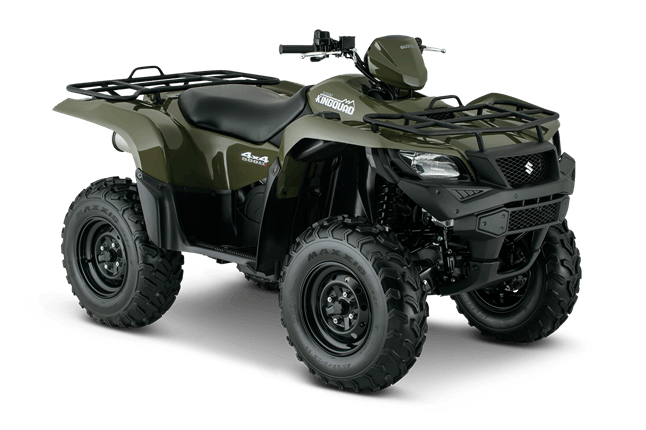2016 KingQuad 500AXi Power Steering