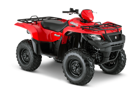 2016 Suzuki KingQuad 500AXi Power Steering in Cumberland, Maryland