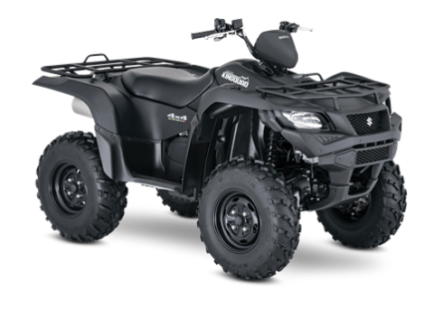 2016 Suzuki KingQuad 500AXi Power Steering Special Edition in Cumberland, Maryland