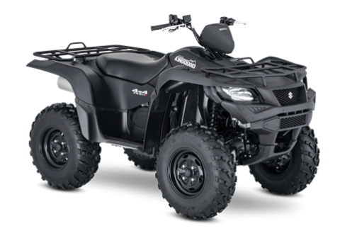 2016 Suzuki KingQuad 750AXi Power Steering Limited Edition in Winterset, Iowa